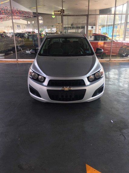 Chevrolet Sonic 1.6 Ls L4 Man At 2015