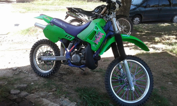 Liquido !!!! Kawasaki Kdx 200
