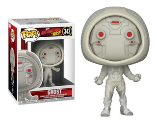 Funko Pop-marvel-ant Man And The Wasp