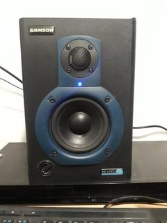 Monitores Audio Samson Resolv 40a Para Estudio (el Par)