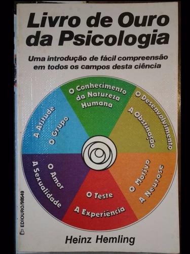 Livro De Ouro Da Psicologia