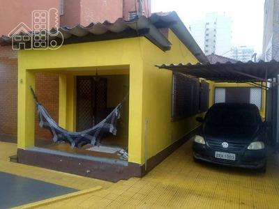 Casa Residencial Para Venda E Locação, Icaraí, Niterói - Ca0508. - Ca0508