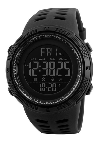 Reloj Para Hombre Deportivo Skmei 1251 Resistente Al Agua