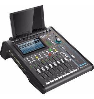 Mixer Dj Studiomaster Digilive16 Consola Digital Sonido 12ch