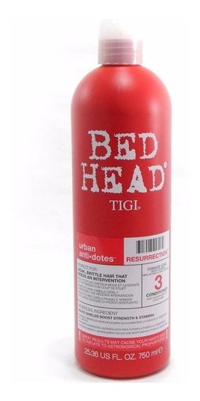 Tigi Bed Head Resurrection 750 Acondicionador Cabello Dañado