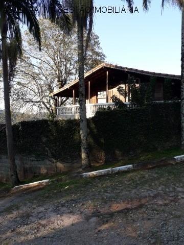 Casa Residencial Em Mairiporã - Sp, Sausalito - Cav0691