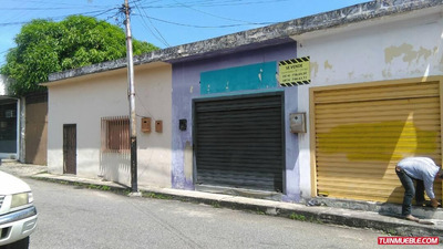 Galpón Y Terreno En El Vigía Centro De La Ciudad