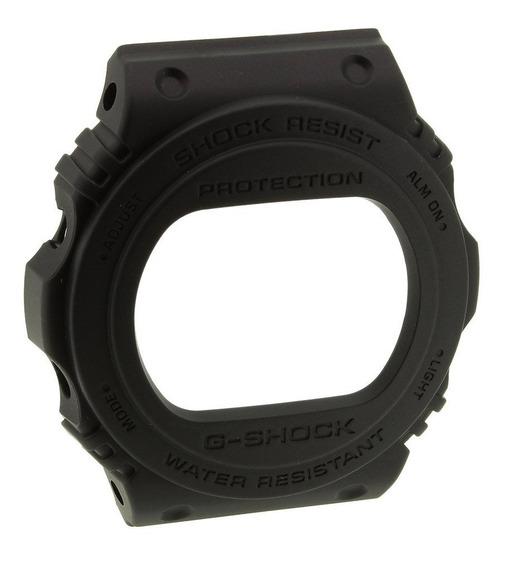 Bezel Capa G-shock Dw-5700bbm Dw-5750e-1b Peça 100% Original