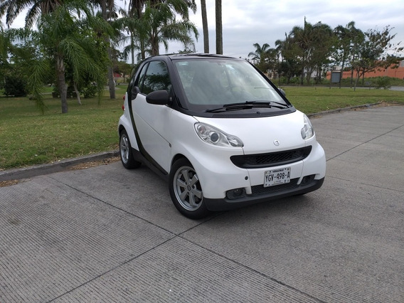 Smart Fortwo Coupe Black & White Hibrido Mt 2012
