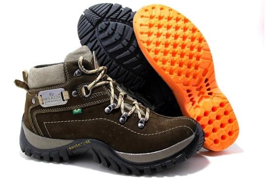 Bota Tênis Montanhismo Trekking Boot Adventure + Fret Gratis