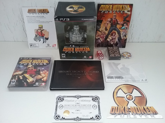 Duke Nukem Forever Balls Of Steel Edition Ps3