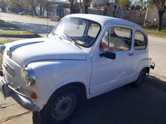 Fiat 600 R 1971... $125.000