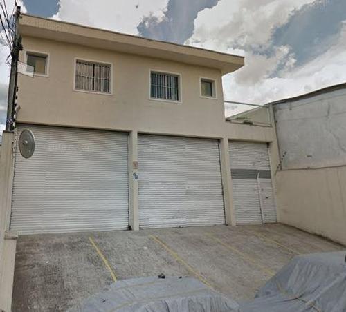 Salão À Venda, 360 M² Por R$ 1.475.396,30 - Jardim Leonor Mendes De Barros - São Paulo/sp - Sl0008