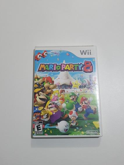 Mario Party 8 Nintendo Wii Mídia Física Original