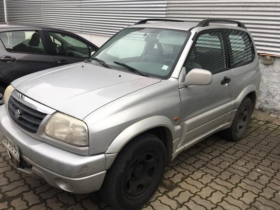 Suzuki Grand Vitara 2002 Consulta Por Financiamiento