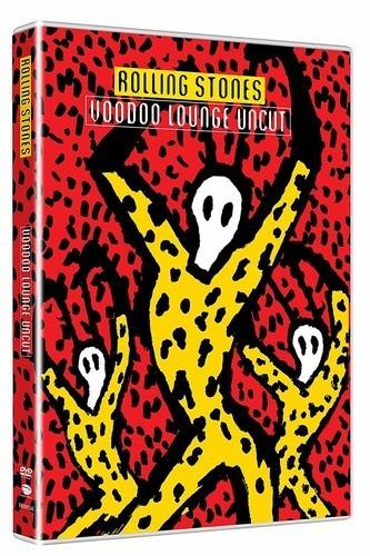 Dvd Rolling Stones Voodoo Lounge Uncut Dvd Import.
