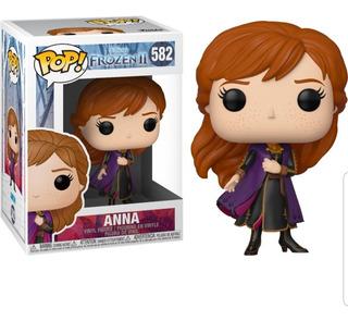 Figuras Funko Pop Frozen 2 Anna Hermosas X Unidad