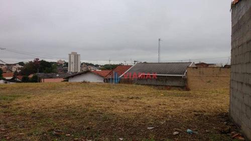 Imagem 1 de 5 de Terreno À Venda, 1479 M² Por R$ 2.130.000,00 - Centro - São José Dos Campos/sp - Te0277
