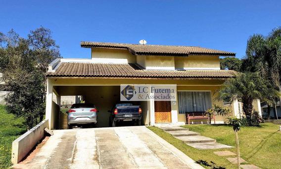 Casa Com 3 Dormitórios À Venda, 199 M² - Paysage Serein - Vargem Grande Paulista/sp - Ca0089