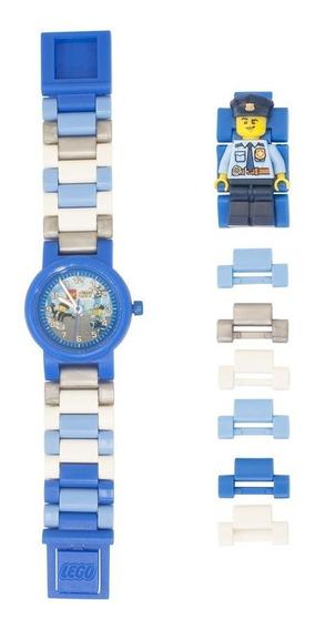 Reloj Policeman 8021193 Lego & Bulbbotz Oficial