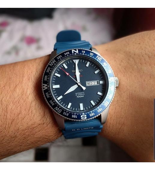 Relógio Automático Seiko Srp665k1