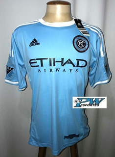 Camisa New York City #8 Lampard