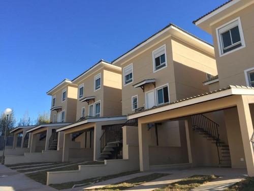 Excelentes Casas Com 3 Dormitórios À Venda, 168 M² Por R$ 710.000 - Granja Viana - Cotia/sp - Ca1562