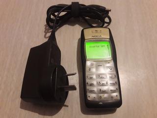 Nokia 1100 (movistar) Ideal Para La 3er Edad.