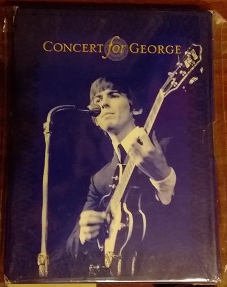 Concert For George - Dvd Doble - Interpretes Varios