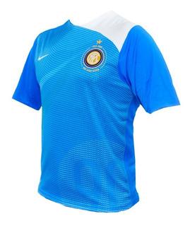 Camisa Nike P Internazionale De Milão 100% Autêntica Nova