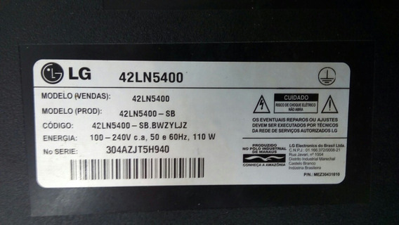 Cabo Lvds Tv Lg Mod 42ln5400.