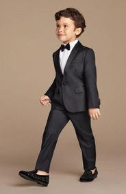 Blazer E Calça Para Pajens +camisa E Gravata 1 A 10 Anos