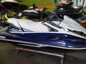 Yamaha Vx Deluxe 110hp - Azul Oscuro Con Blanco - 27 Hrs