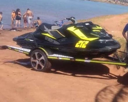 Jet Ski Rxpx 260 2012