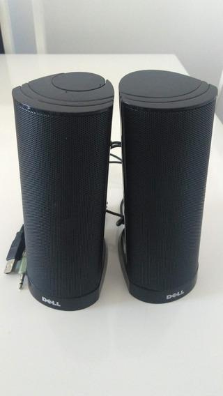 Caixa De Som Dell - Usb