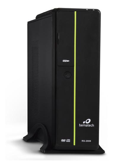 Pc Computador Bematech Rs-2000 G1840 2.8 Ghz 4gb 500gb