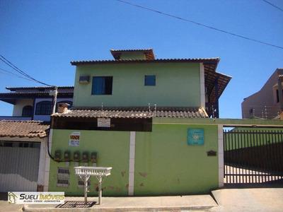 Casa Residencial À Venda, Riviera Fluminense, Macaé. - Ca0127