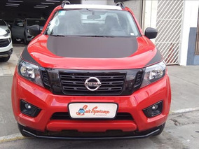Nissan Frontier 2.3 16v Turbo Diesel Attack Cd 4x4 Automátic