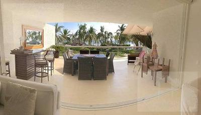Cad Playamar Tres Cantos 7-101. Terraza Con Vistas Al Mar, Amplia Estancia