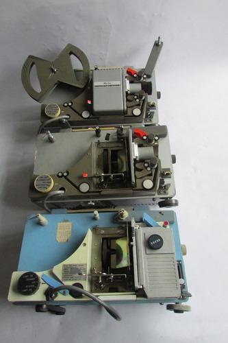 Lote 3 Reproductores De Pelicula Marca Ricoh