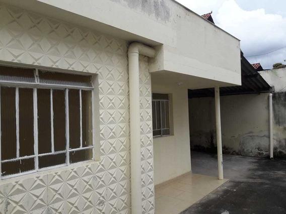 Casa De 3 Quartos Com Barracão No Ressaca - 3442