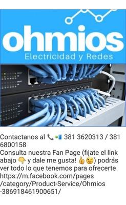 Internet Por Cableado (redes Lan). Diseño E Instalación