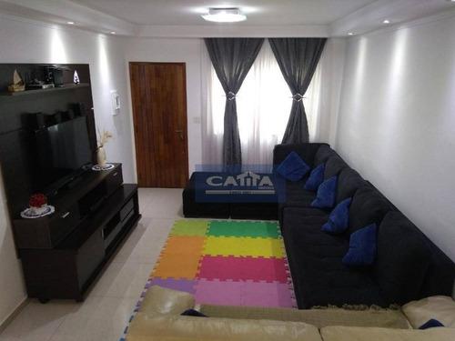 Imagem 1 de 17 de Sobrado À Venda, 140 M² Por R$ 670.000,00 - Vila Formosa - São Paulo/sp - So15243