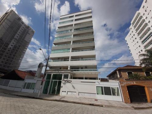 Imagem 1 de 15 de Apartamento 2 Quartos Para Venda Em Praia Grande, Ocian, 2 Dormitórios, 1 Suíte, 2 Banheiros, 1 Vaga - 409_1-1880294