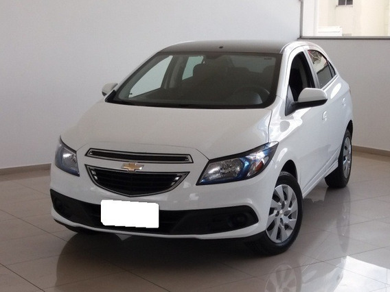 Chevrolet Onix 1.4 Lt Branco 8v Flex 4p Manual