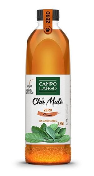 Kit 3x Chá Mate Natural Pet 1,35l - Campo Largo
