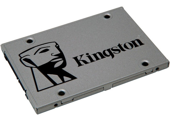 Disco De Estado Solido Ssd Kingston A400 120gb Sata 2.5
