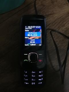 Celular Nokia 2220 Usado Funcionando Acompanha Carregador