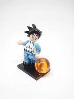Figura Compatible Con Lego Goku