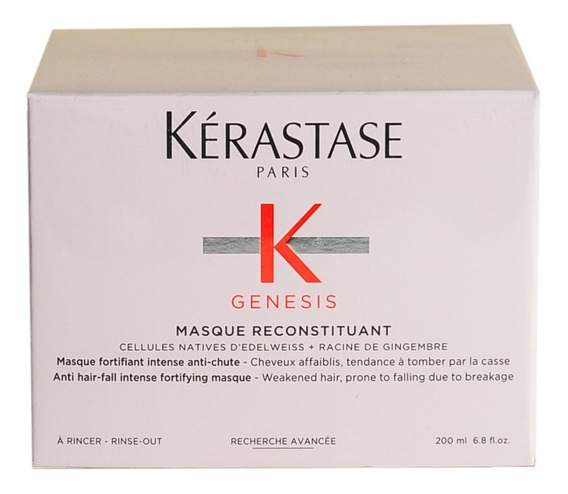 Kerastase Genesis Masque Reconstituant Máscara Pelo X 200ml